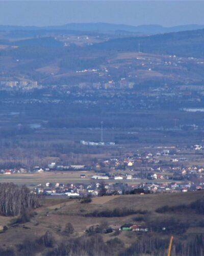 Widok Z Wieży Na Koziarzu3