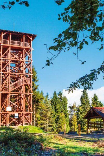 Wieża Widokowa Fot.Tadeusz Ogórek
